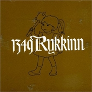 1349 Rykkin - Brown Ring Of Fury (CD)