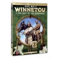 Winnetou & The Last of The Renegades (DVD)