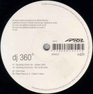 "DJ 360 - Tag Along (Come On) (12"" vinyl)"