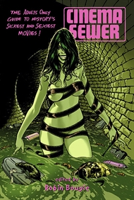 Cinema Sewer Volume One (paperback) (Bog)