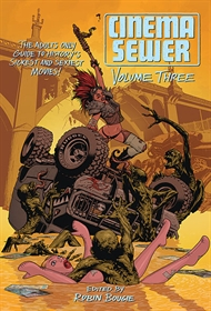 Cinema Sewer Volume Three (paperback) (Bog)