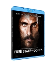 Free State Of Jones (Blu-ray)