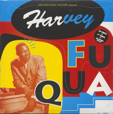 "Harvey Fuqua - S/T (LP+7""+CD)"