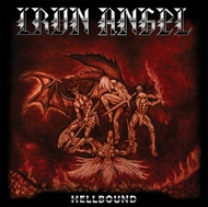 IRON ANGEL - Hellbound (CD)