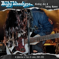 Baby Woodrose - Kicking Ass & Taking Names (CD)