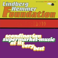 Lindberg Hemmer Foundation - Scandinavian Supermarketmusic At It's Very Best (CD)