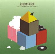 Lindstrøm - The Contemporary Fix (CD-EP)