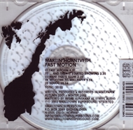 Martin Horntveth - Fast Motion (CD)