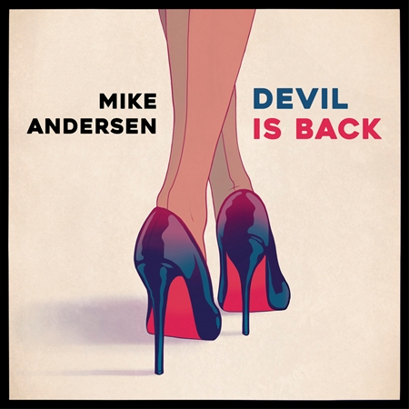 Mike Andersen - Devil is Back (LP)
