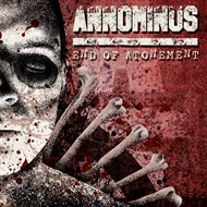 Annominus - End of Atonement (CD)