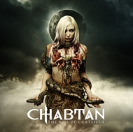 Chabtan - The Kiss Of Coatlicue (CD)