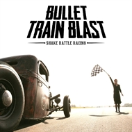 Bullet Train Blast - Shake Rattle Racing (CD)