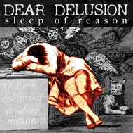 Dear Delusion - Sleep Of Reason (CD)