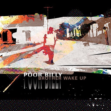 Poor Billy - Brother Wake Up (LP)