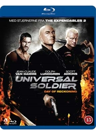 Universal Soldier: Day of Reconing (BLU-RAY)