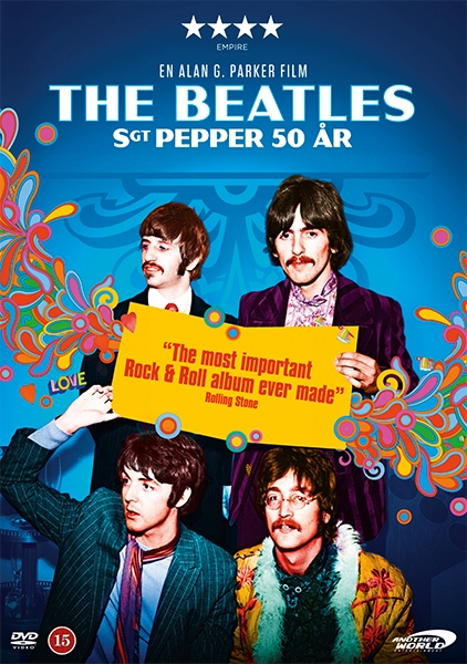 beatles 50 år The Beatles: Sgt Pepper 50 år (DVD) beatles 50 år