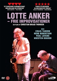 Lotte Anker - Frie Improvisationer (DVD)