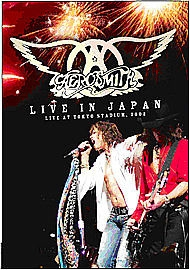 Aerosmith – Live In Japan (DVD)