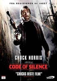 Code of Silence (Norsk cover) (DVD)