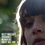 Oilly Wallace, Johannes Wamberg - Easy Living (LP)