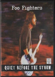 Foo Fighters - Quiet Before The Storm  (DVD)