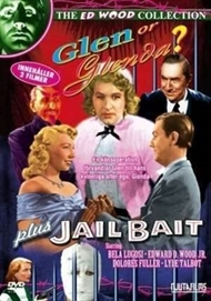 Glen or Glenda? / Jailbait (Double DVD)(Norsk cover)