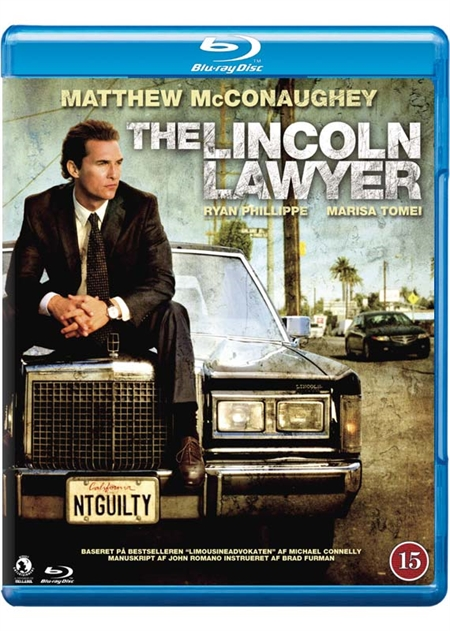 Lincoln Lawyer (Blu-ray)