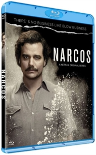 Narcos - Sæson 1 (4-Disc) (Bluray)