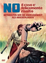 No, The Case is Not Happily Resolved - DVD (Camera Obscuro) (Uncut) (u. dansk tekst)