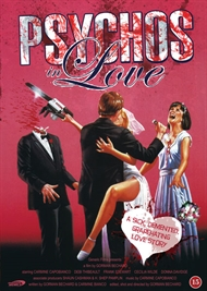 Psychos in Love (Norsk cover) (DVD)