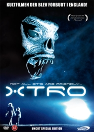 Xtro (Norsk cover) (DVD)