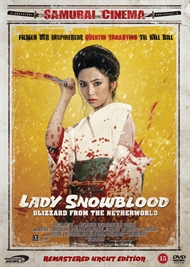 Lady Snowblood - Blizzard from the Netherworld