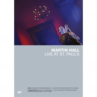Martin Hall - Live At St. Pauls (DVD)