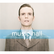 Martin Hall - Music Hall (CD)