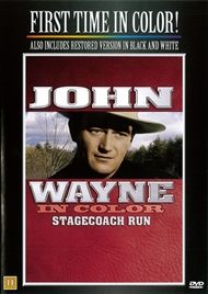 Stagecoach Run (DVD)