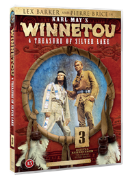 Winnetou & The Treasure of The Silver Lake (DVD)